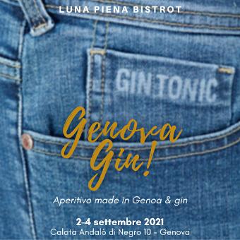 2-4 settembre ✦ Genova Gin!