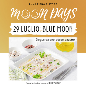 29 luglio ✦ Moon Days – Blue Moon