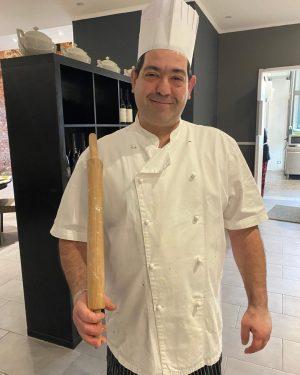 Luna Piena Bistrot Genova Chef Stefano Biordi